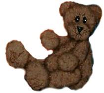 Tear a Torn Paper Bear