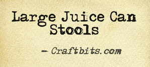 juice-can-stools