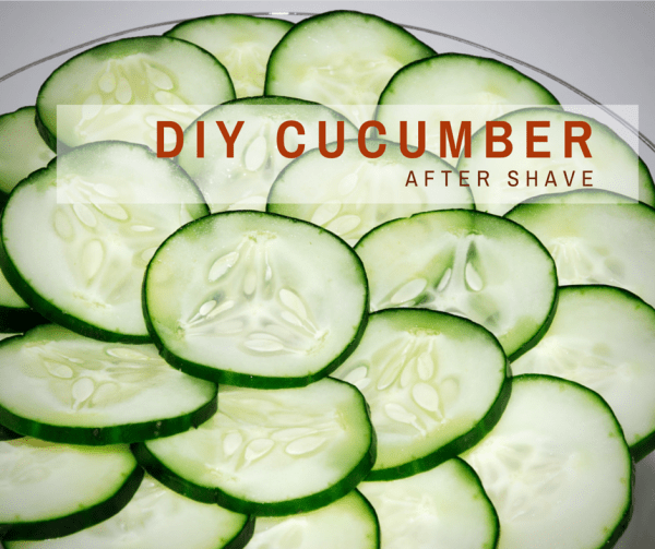 Cucumber Aftershave Splash