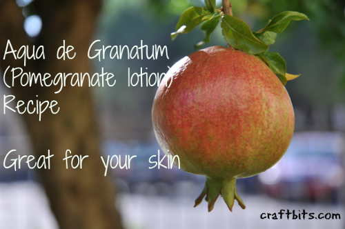 pomegranate-lotion