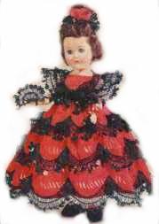 Juanita Doll – Vintage Crochet Pattern