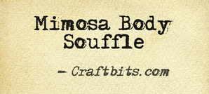 Mimosa Body Souffle