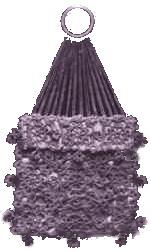 string-purse-crochet-vintage