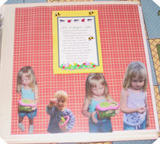Scrapbook Multiple Photos on One Page