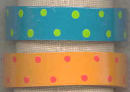 Polka-Dot Bangle