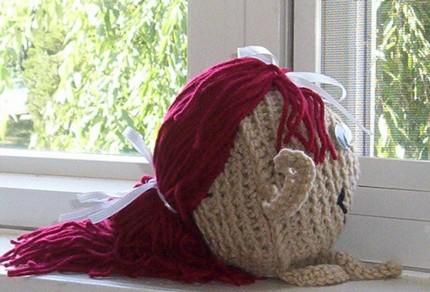 Pepper Crochet Doll