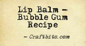 bubble-gum-recipe