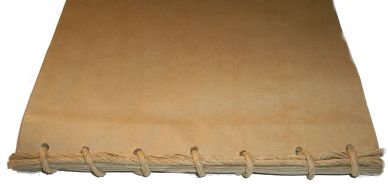 Brown Paper Bag Scrapbook Album – Basic