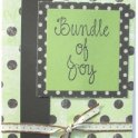Baby Shower - Bundle Of Joy Card