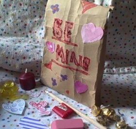 Easy Valentine Goodie Bag
