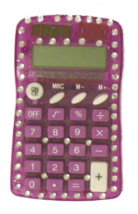 Bling Bling Calculator