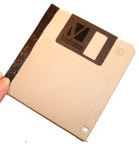 Geeky Floppy Note Pad