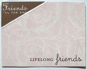 DIY Card – Friends Till The End