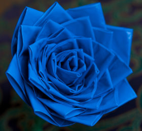 Duct Tape Rose