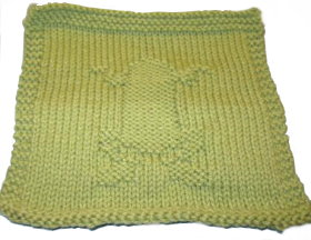 Dish Cloth – Frog