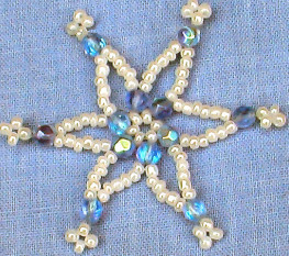 Beaded Star Tutorial