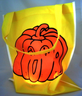 Halloween Trick-Or-Treat Lantern