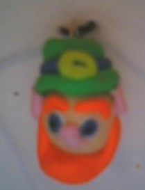 Polymer Clay- St Patrick's Day Leprechaun