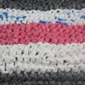 Knitted Bag Closeup