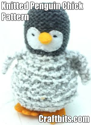 knitted-penguin-chick