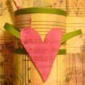 I Love Music Pencil Holder