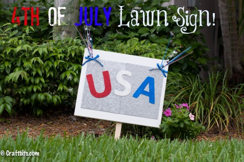 Lawn Sign 1