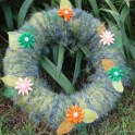 Wreath – Summer Flowers
