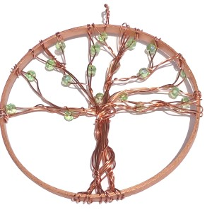 Wire Wrapping – Tree Of Life