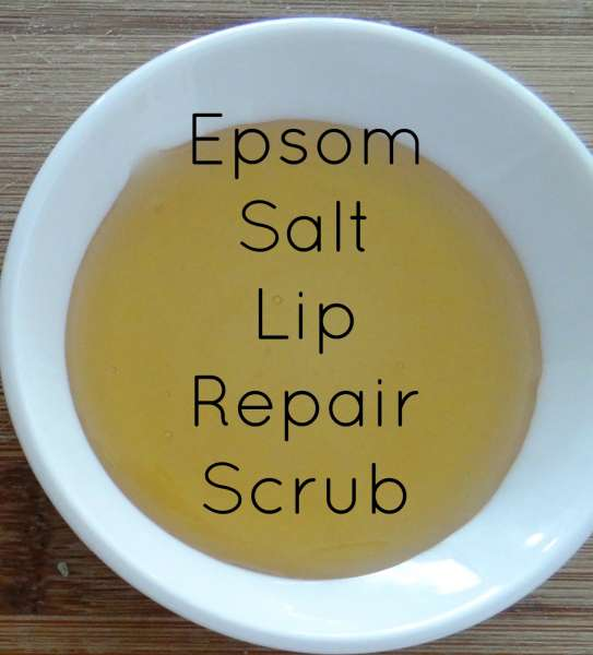 Epsom-Salt-repair-lips-scrub-recipe
