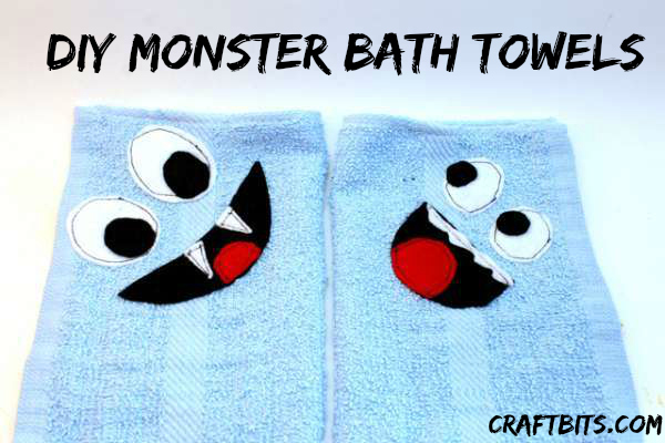 diy-monster-towels