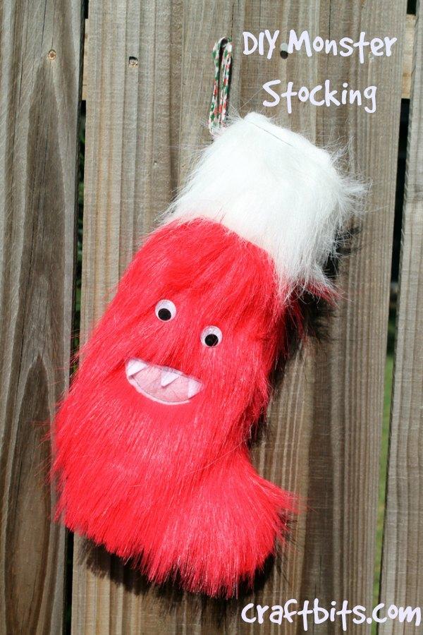 stocking-monster