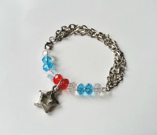 july 4th bracelet