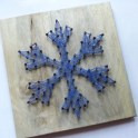 snowflake-string-art