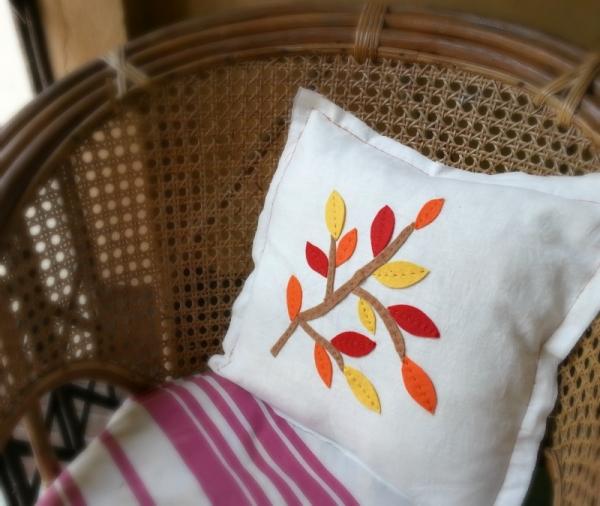 pillow fall