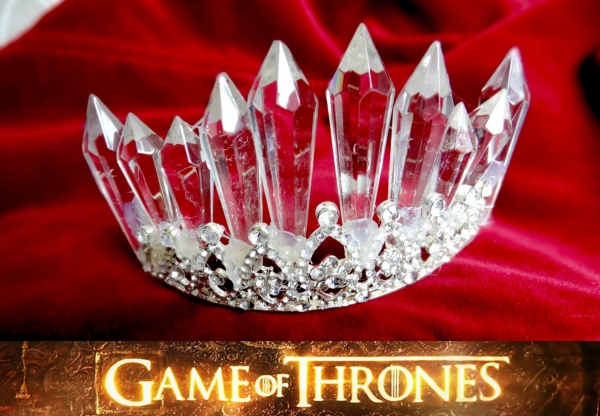 Game Of Thrones Crystal Crown on game of thrones crown