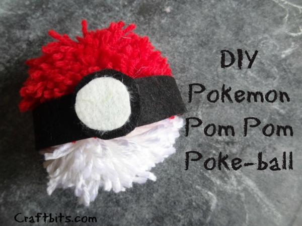pom-pom-pokeball-pokemon-craft