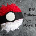 Pokemon GO PokeBall Pom Pom