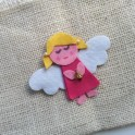 Tree Ornament – Cute Felt Angel