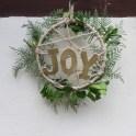 Christmas Wreath - Joy To Nature