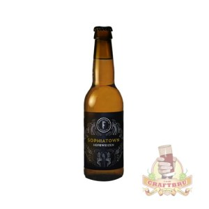 Sophiatown Hefeweizen by Frontier Beer from Pretoria, Gauteng