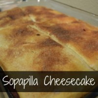 Whip It Up Wednesday-Sopapilla Cheesecake