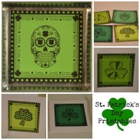 St. Patrick's Day Printables and Cards
