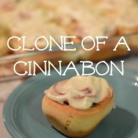 Whip It Up Wednesday Clone of a Cinnabon