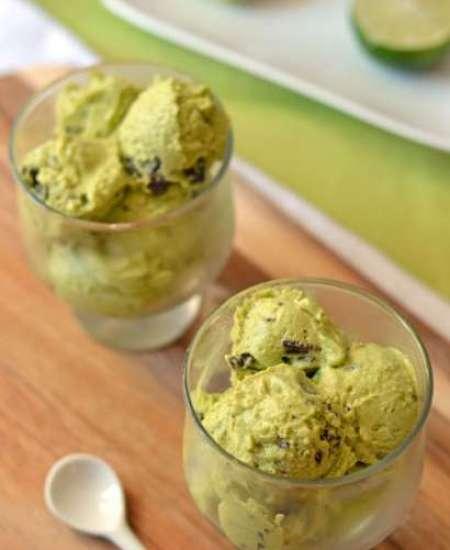 honey ice cream avocado ice cream ice cream gets a bad rap honey and ...