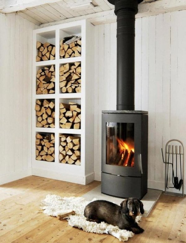 Indoor Firewood Storage Solutions – Craft Gossip
