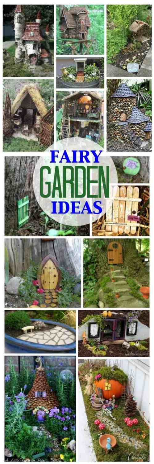 Medium Of Fairy Gardens Kits