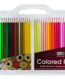 Art Advantage Colored Pencil 50ct Set