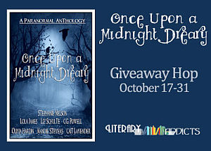 Once Upon A Midnight Dreary Giveaway Event {ends 10/31}