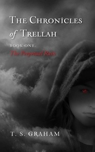 The Chronicles of Trellah by T.S Graham #bookreview #booktour