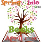 Spring into Books Giveaway Event {ends 4/14}